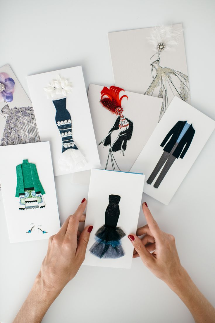 Getting inspired by these beautiful cards from @papyrusretail @zangtoi // Never underestimate the power of a hand written card #ad