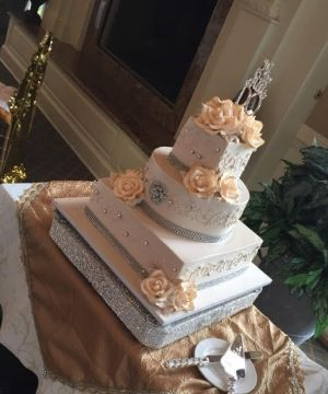 wedding cakes with square and round layers 31 best images about palermos fall wedding cakes on 26118