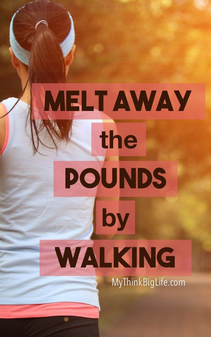 How to Get Into Your Fat Burning Zone with Walking