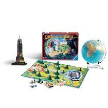 DEAL OF THE DAY - Up to 50% Off Select Ravensburger Puzzles and Games! - http://www.pinchingyourpennies.com/deal-of-the-day-up-to-50-off-select-ravensburger-puzzles-and-games/ #Amazon, #Ravensburger