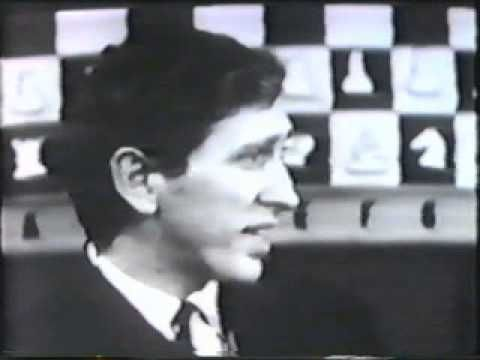 Bobby Fischer discusses (mostly) Paul Morphy