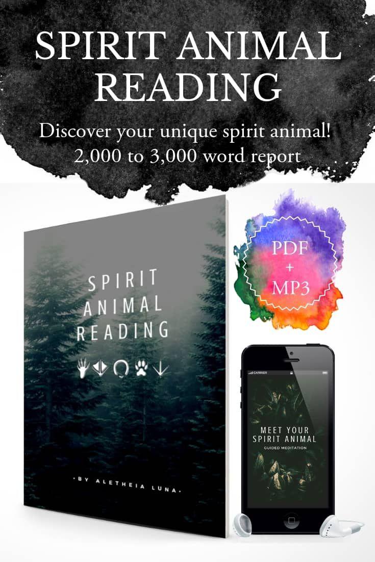 Spirit Animal Reading Pdf Mp3 Spirit Animal Find Your