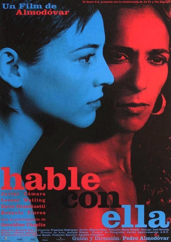 Hable con ella (2002) 6/10