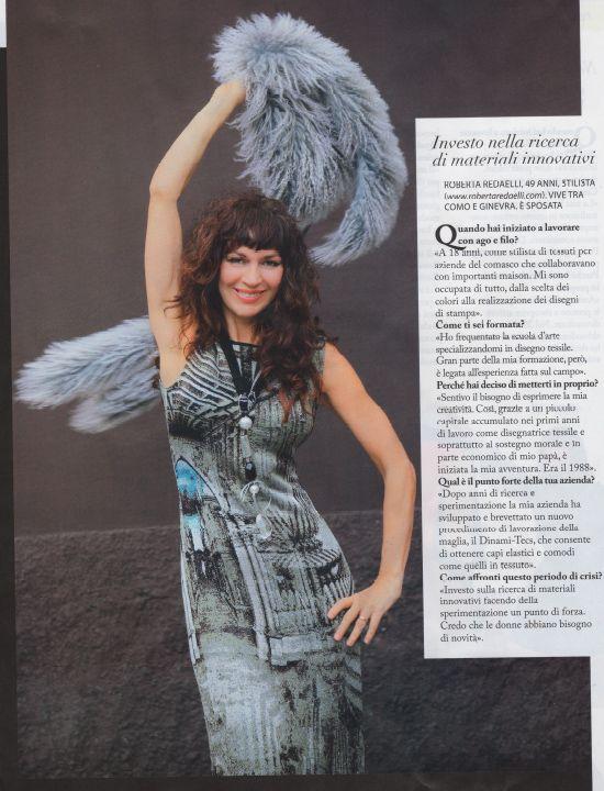 #interview #intervista #F #magazine #madeinitaly #moda #fashion #design #RobertaRedaelli #style #stile #Italy