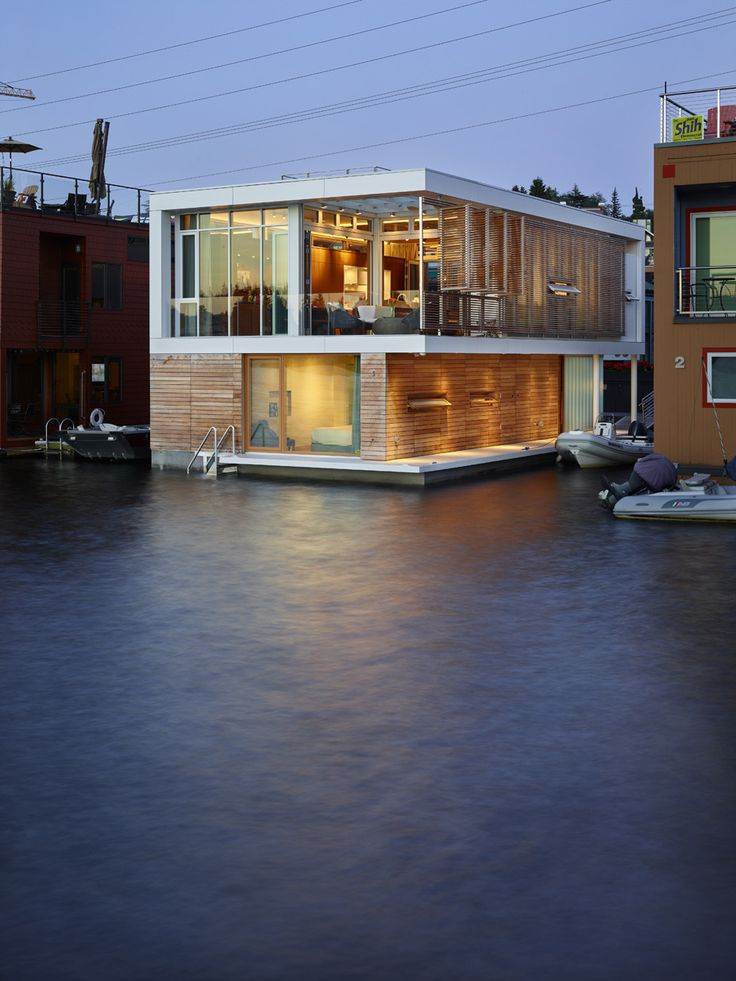 Floating House By MOS Architects | Valby | Pinterest | Floating House And  Architects
