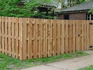 17 Best Good Neighbor Style Wood Fence Images On Pinterest