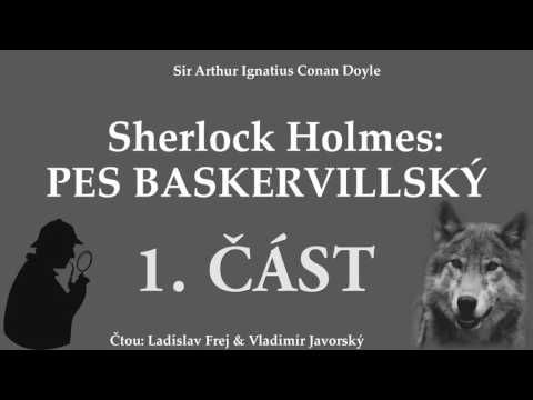 Arthur I. C. Doyle | Sherlock Holmes: Pes Baskervillský (1/6) - YouTube