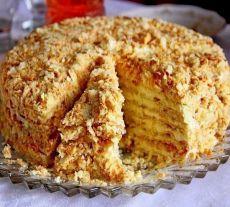 Самый вкусный торт «Светлана»