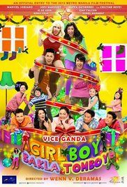 Girl Boy Baklla Tomboy Full Movie Vice Ganda. The quadruplets are united again when one of them needs a liver transplant but resentment due to their separation threatens their reunion.