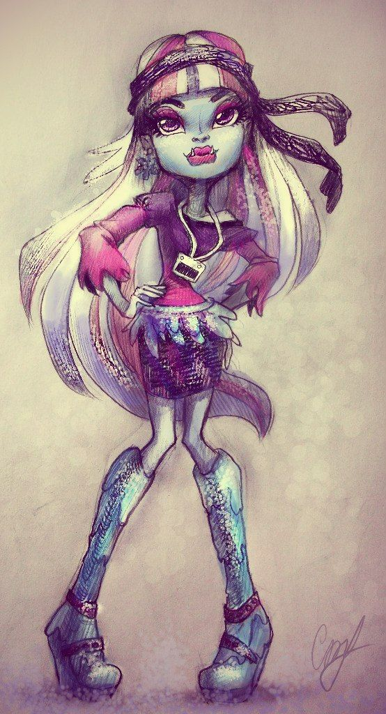 Cartoon Characters High : Best monster high images on pinterest monsters the