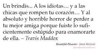 Travis Maddox- Maravilloso desastre <3
