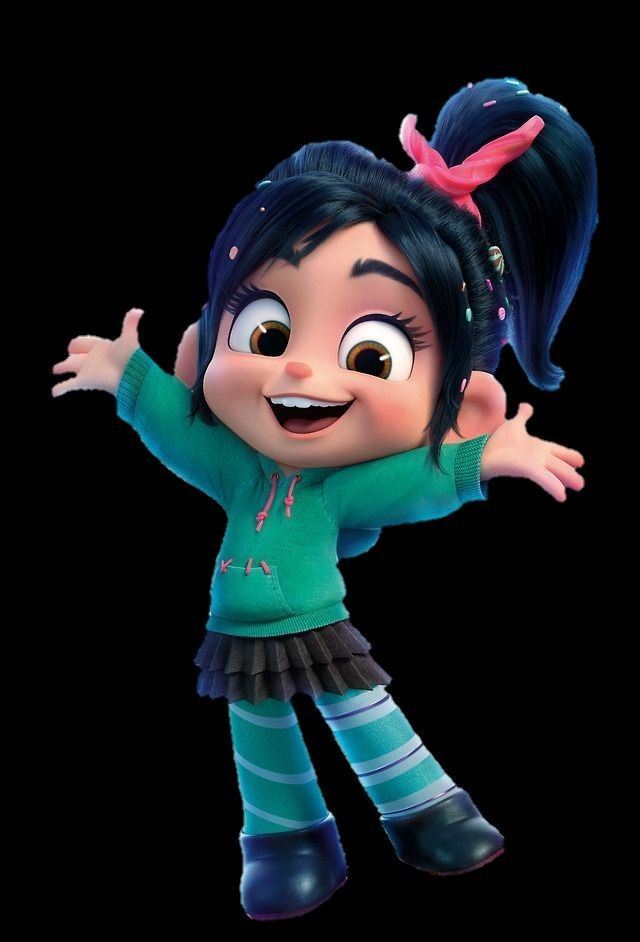 Vanellope So Cute In Wreck It Ralph 2 Wreckitralph Com Imagens