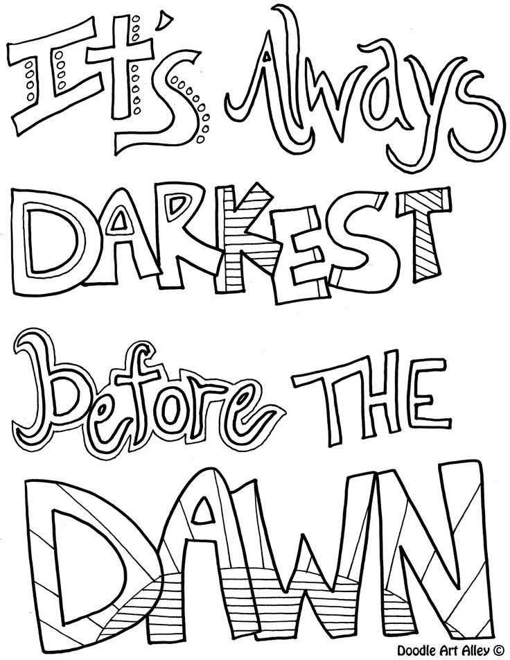 Quote Harry Potter Coloring Pages