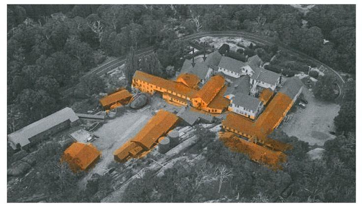 National Trust demolition image