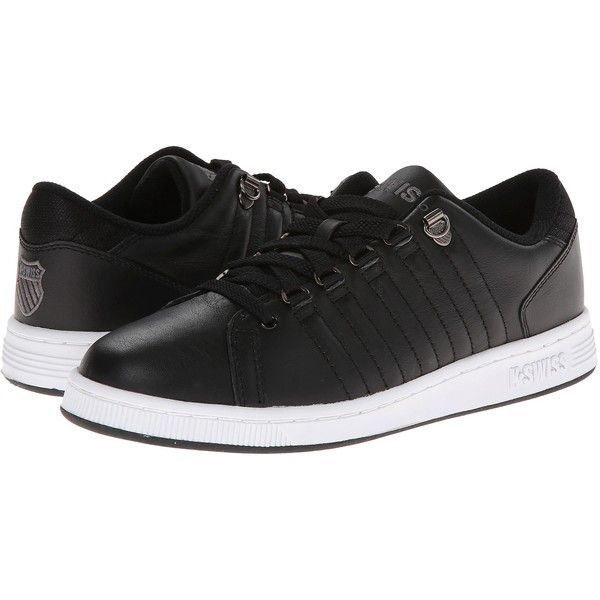 K-Swiss Lozan III Women's Tennis Shoes, Multi ($36) ❤ liked on Polyvore featuring shoes, athletic shoes, multi, tennis shoes, laced up shoes, k-swiss, lace up tennis shoes and k swiss shoes