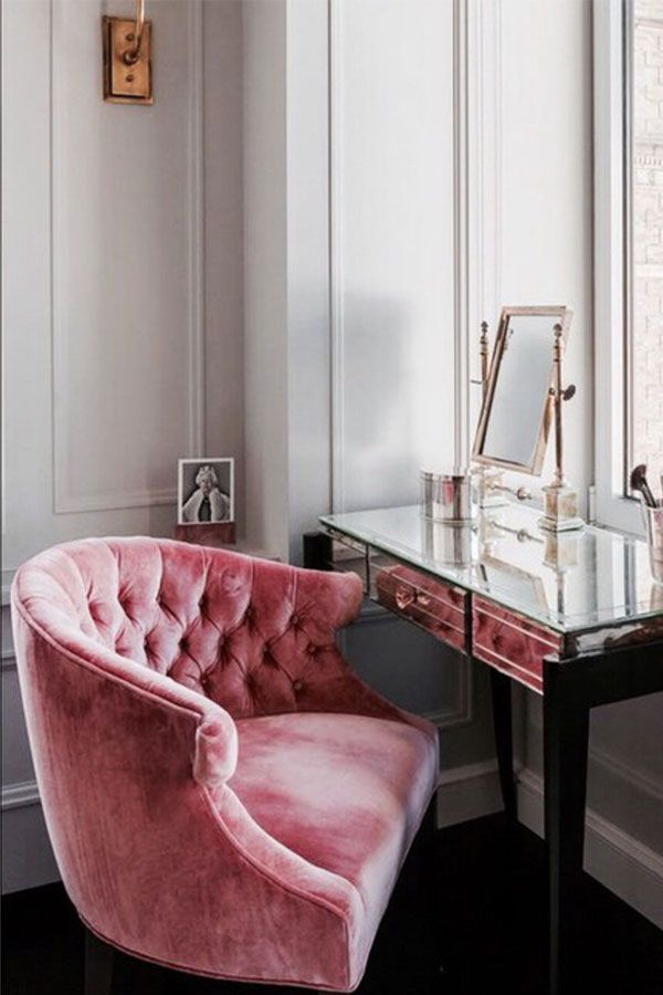 6 Home Decor Trends to Carry on through 2017 | Add a touch of sophisticated glamour by pairing velvet with jewel tones | Living Room Inspiration | Visit Travelshopa for home styling tips & ideas