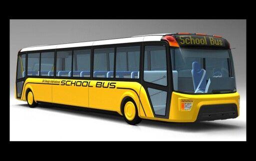 27 best Concept Coach images on Pinterest | Buses, Trucks ... Concept School Bus