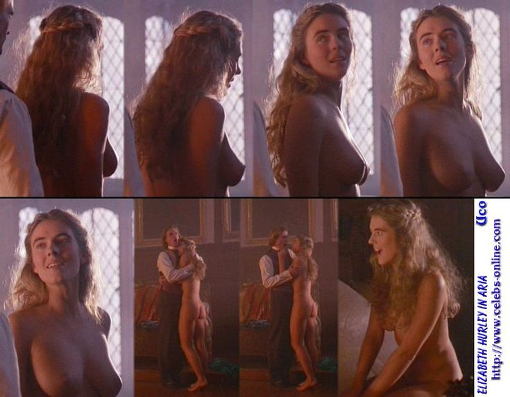 elizabeth hurley hot sex scene naked