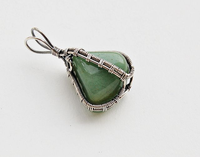 Wire wrap a nugget