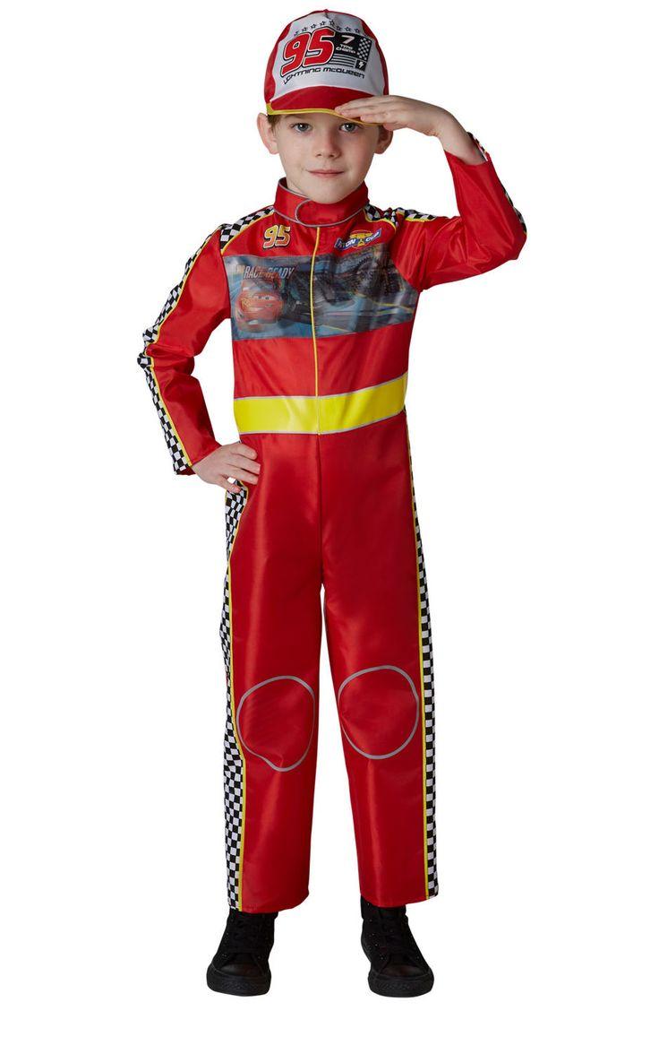Racing McQueen deluxe-asu, Cars 3
