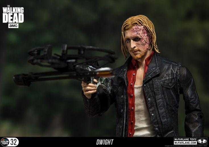 mcfarlane walking dead dwight | New Images of The Walking Dead TV Series Dwight Figure by ...