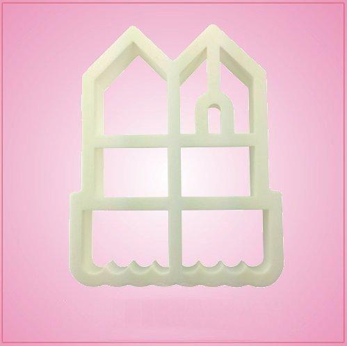 3D Mini Gingerbread House Cookie Cutter - Cheap Cookie Cutters