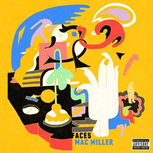 Mac Miller-The album Faces