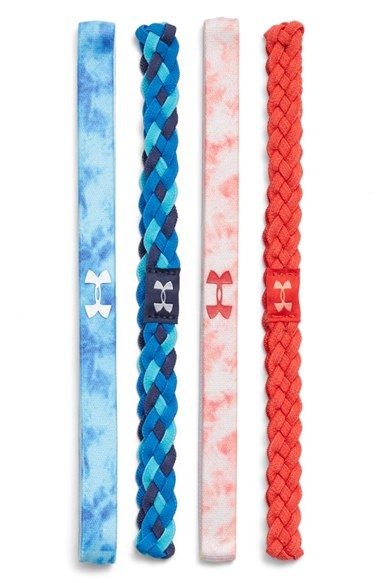 Under+Armour+Headbands+(4-Pack)+available+at+#Nordstrom