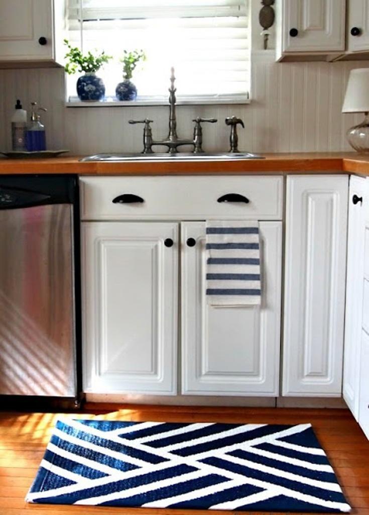 10 Modern Kitchen Area Rugs Ideas