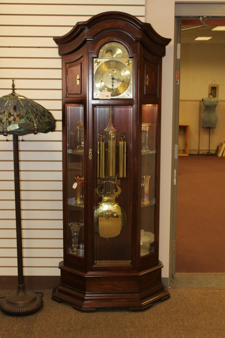 Vintage Antiques Amp Collectables Curio Grandfather Clock