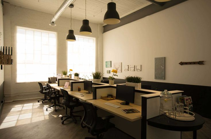 Dedicated Desks Your Private Co Work Desk Shared Office Space Shared Office Office Renovation