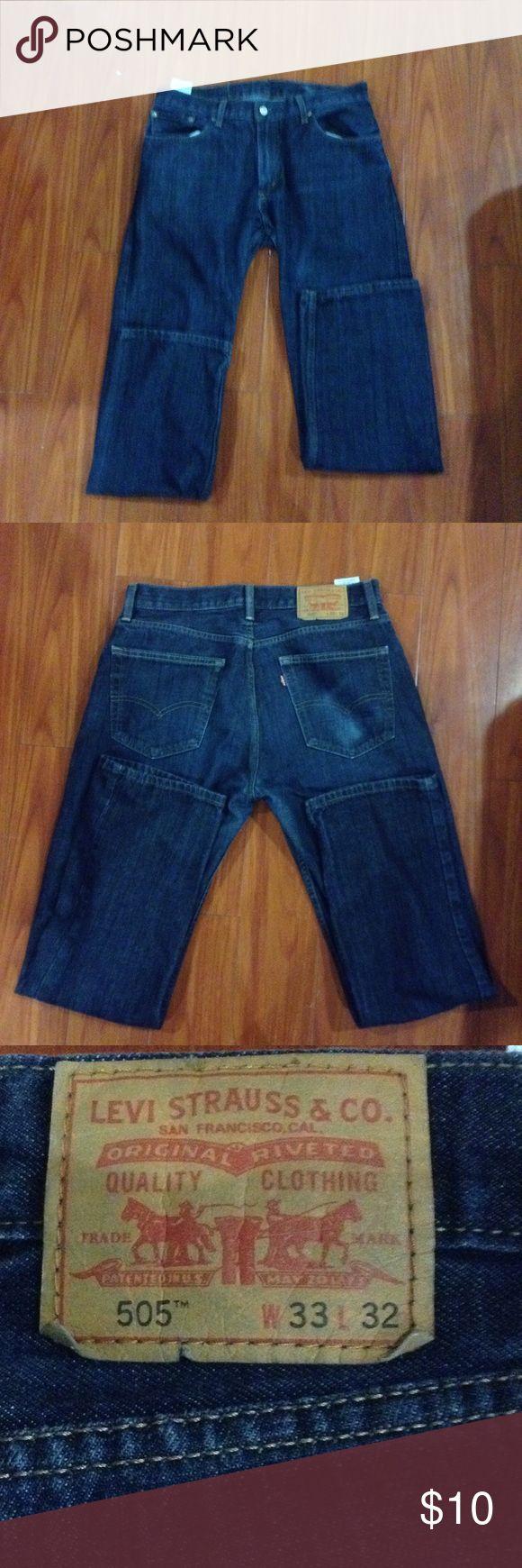 Men's Levi's 505 Jeans Levi's Jeans Straight