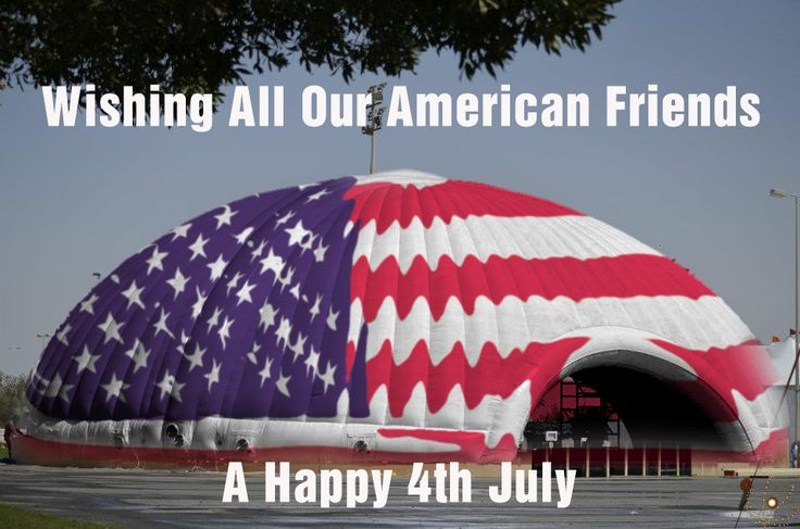 Wishing you all #America a Happy 4th July.  #Inflatable #Temporary #Structure #Events http://www.dryspace.ae    engage@dryspace.ae