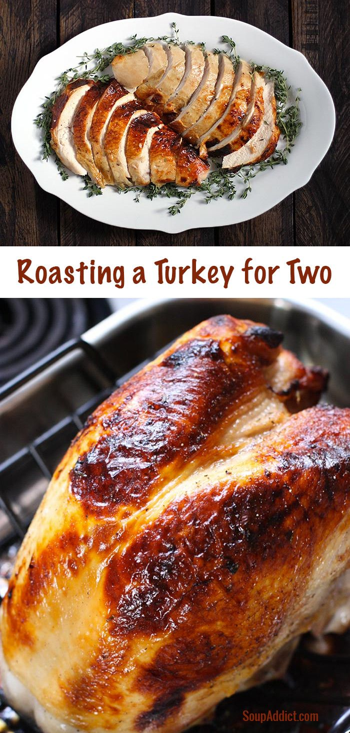Turkey for Two - Roasted Turkey Breast with an Apple Cider Brine ...