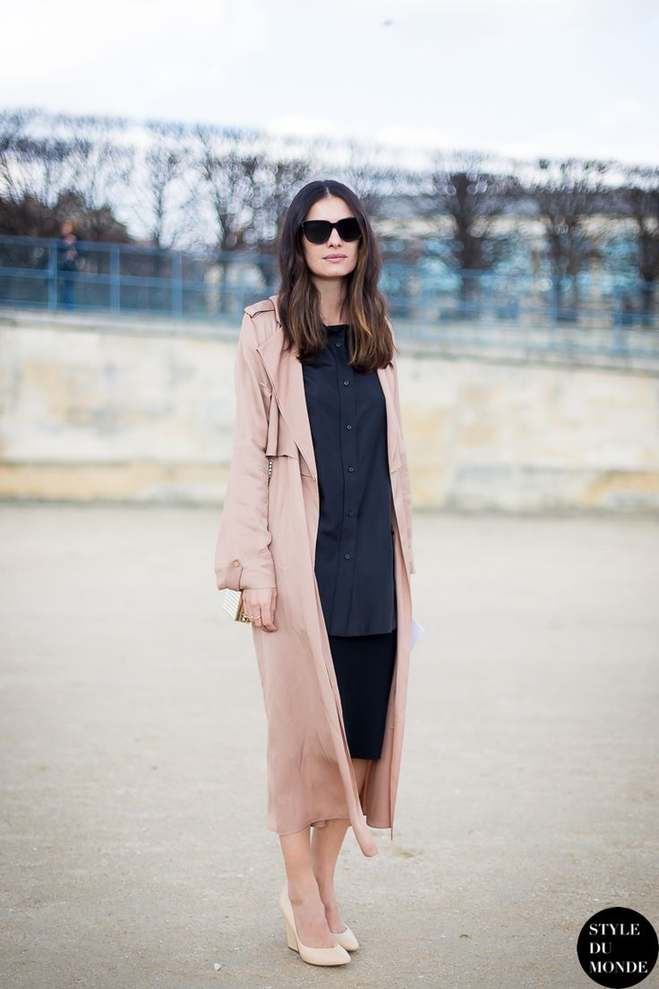 Spring trend flowing trench                                                                                                                                                                                 More