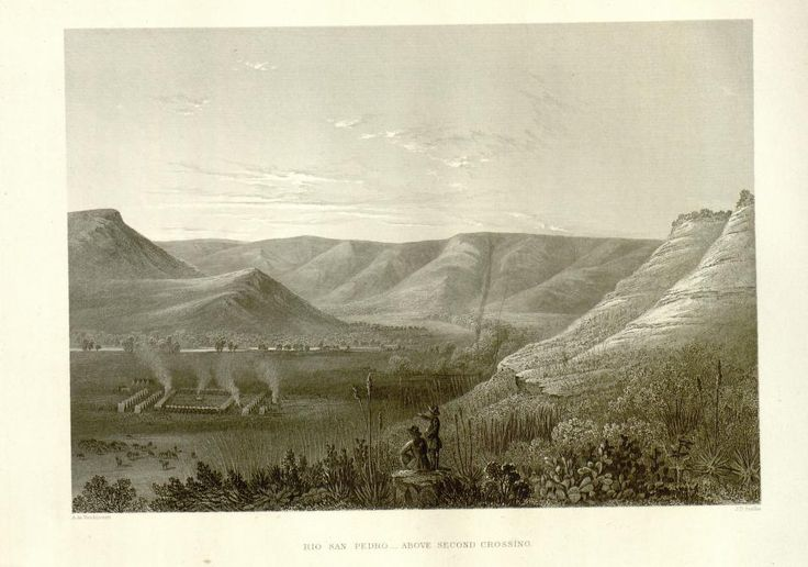 v.1:pt.1 - Report on the United States and Mexican boundary survey - Biodiversity Heritage Library