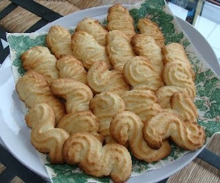 Utrechtse Sprits (cookies) in English