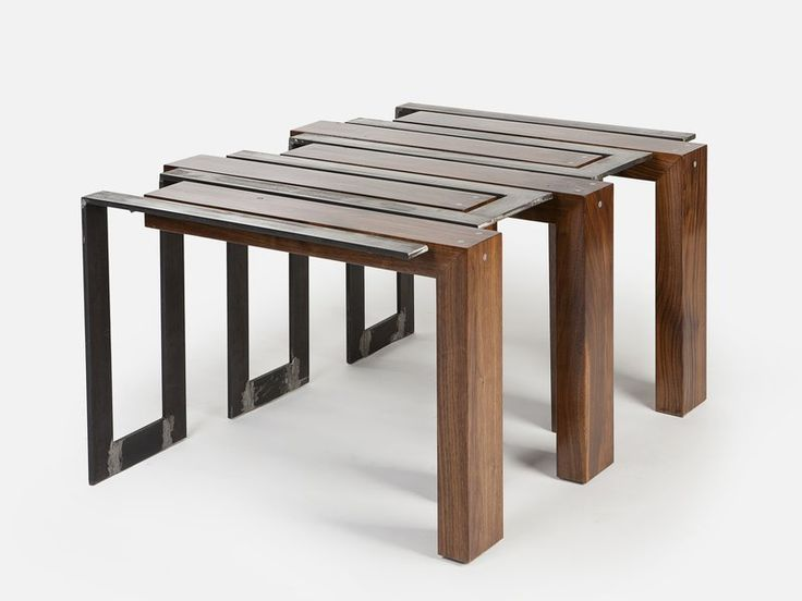 fantastic unique coffee table in creative interwoven timber and steel form with creative inspirations of modern