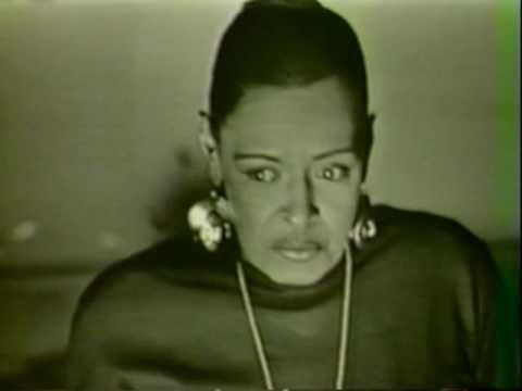 "Billie Holiday - live performance of ""Travelin' Light"""