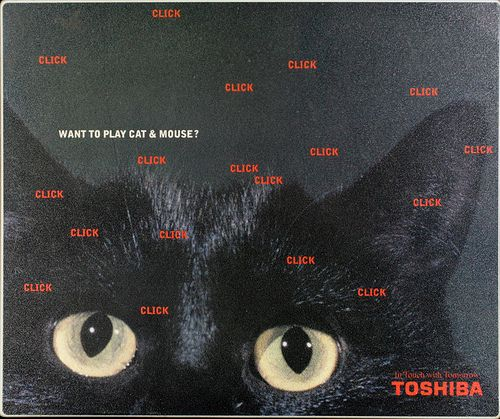 Toshiba-muismat | by roger.laute