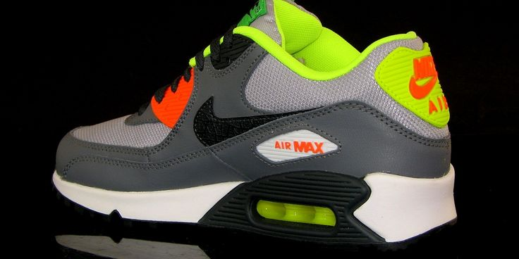 NIKE AIR MAX 90 GS 705499 002 | funkyshoes.pl