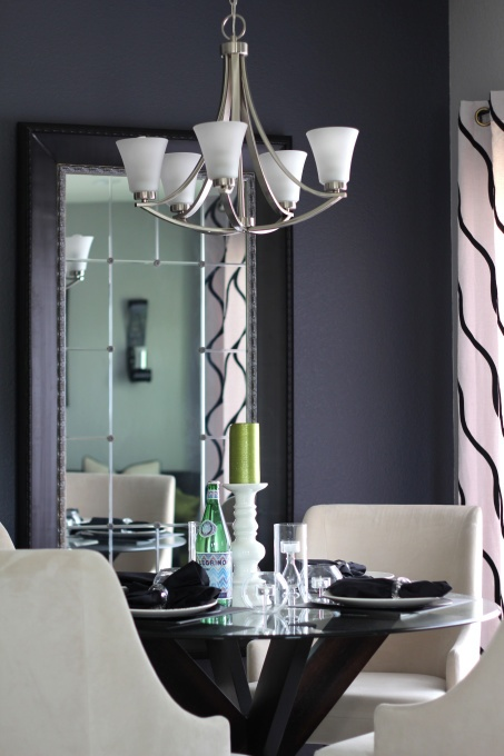 Mirrors make all the differenceDining Room