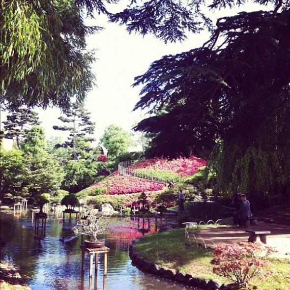 Jardins albert kahn boulogne billancourt france bright lights paris pinterest - Jardin d eveil boulogne billancourt ...
