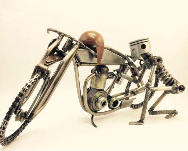 Riek,s Mohane Studio: Skull Riders
