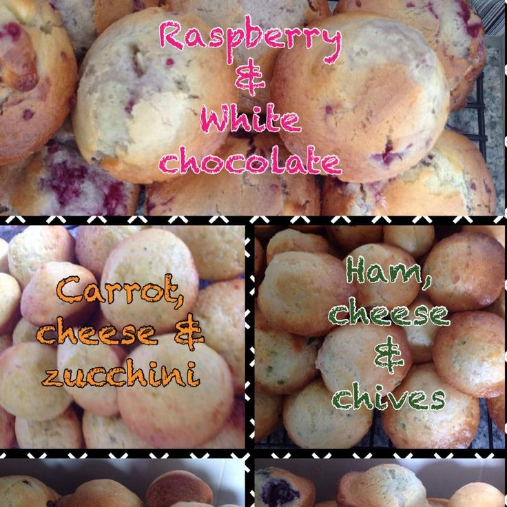 Recipe 'Anything' Muffins by iThermo - Recipe of category Baking - sweet