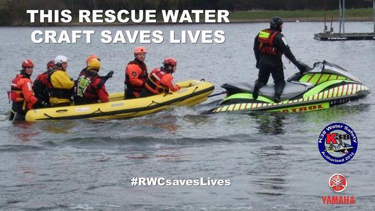 https://flic.kr/p/LGPAVB | K38 UK RWC Saves Lives (1) | THIS RESCUE WATER CRAFT…