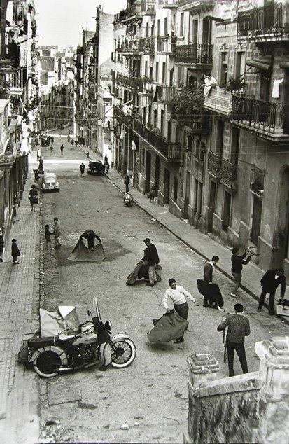 #Barcelona Poble Sec Oriol Maspons