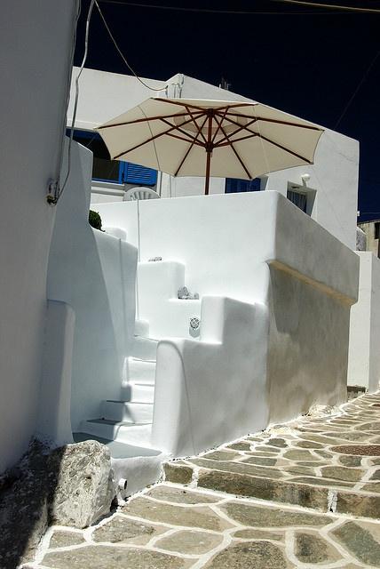 House in Sikinos, Greece
