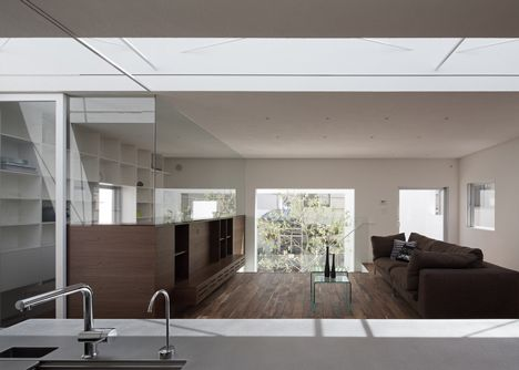 Frame house by UID Architects