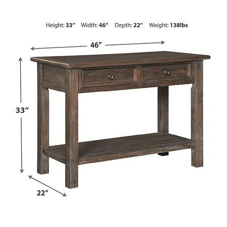 Siganture Design by Ashley Wyndahl Sofa Table (With images ...